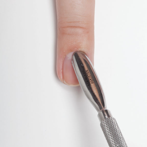 file and cuticle work