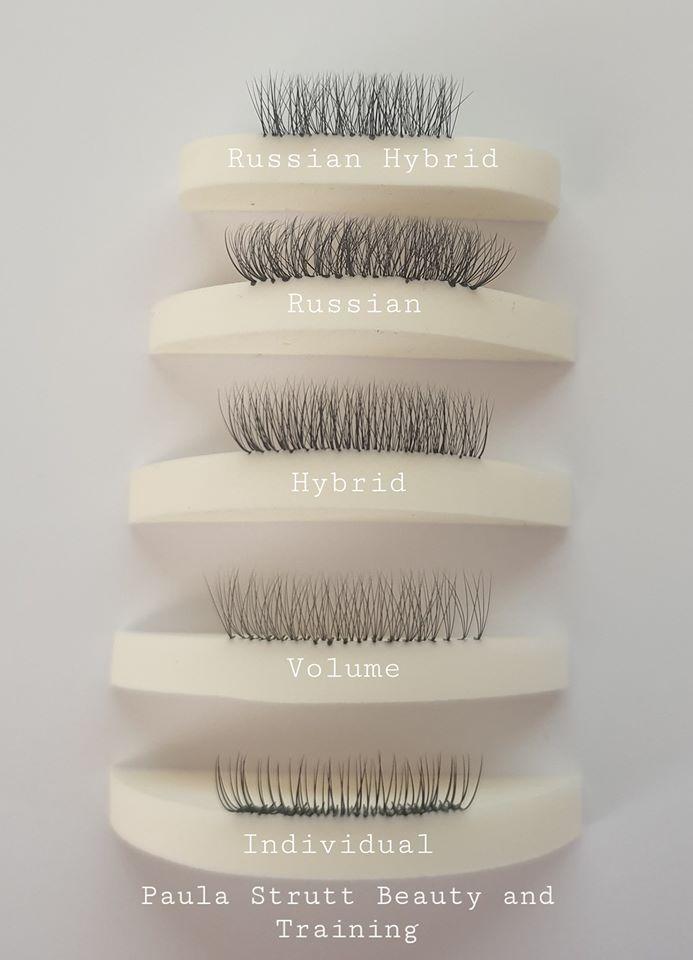 Eyelash Examples