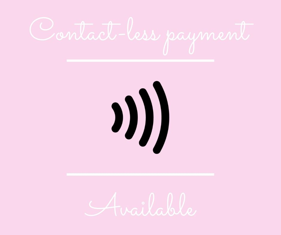 contactless payment website