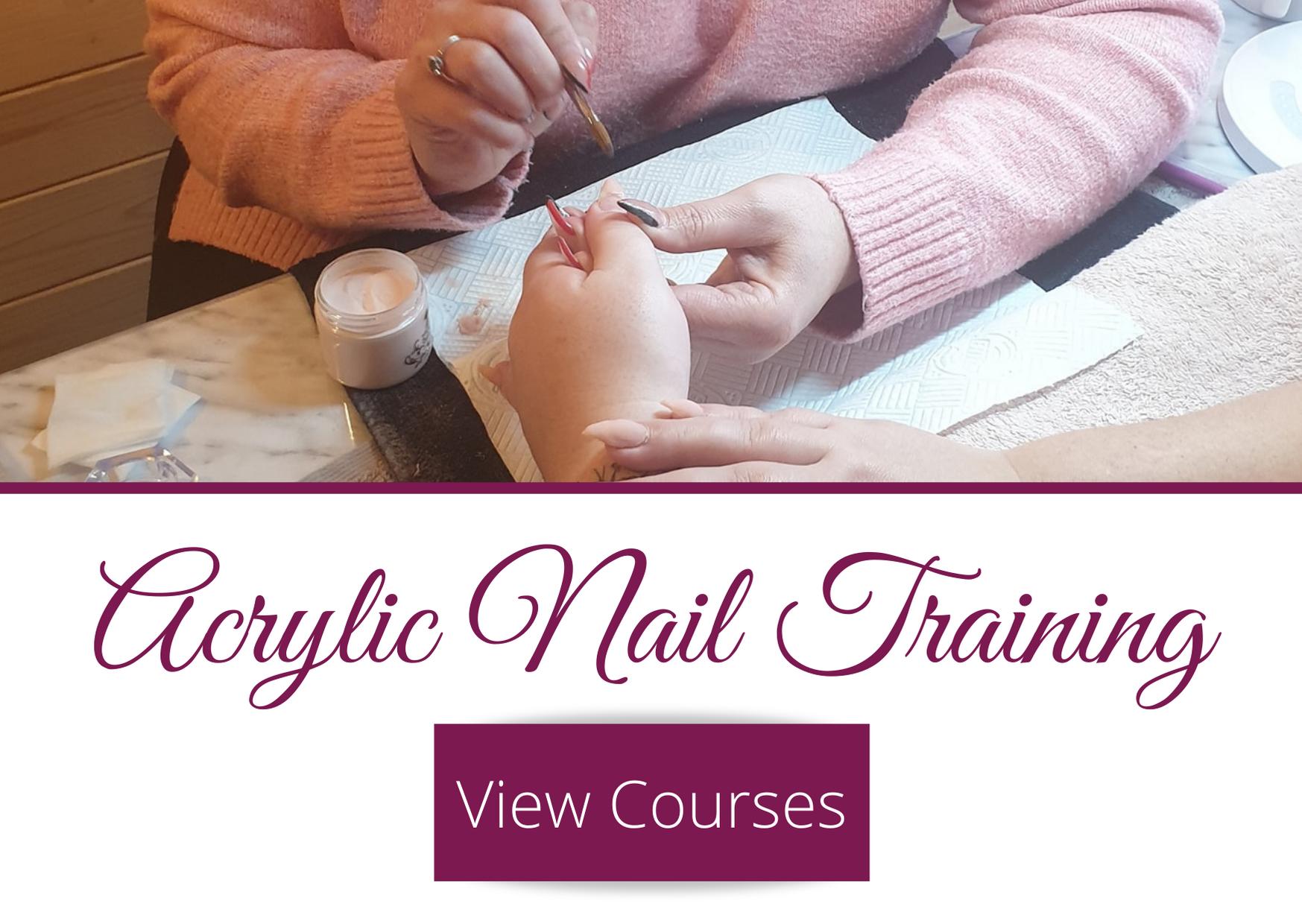 Acrylic Nail Training
