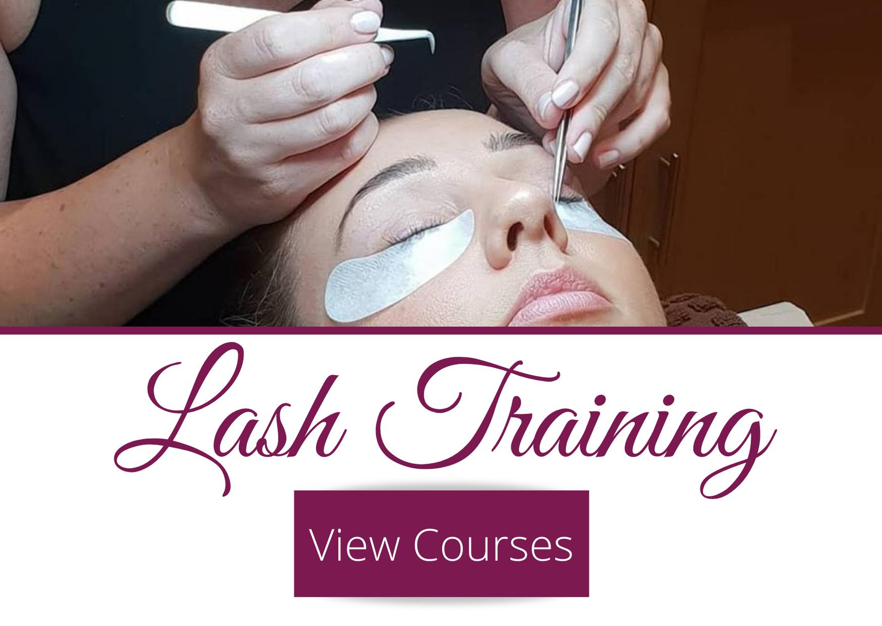 Lash Training Header