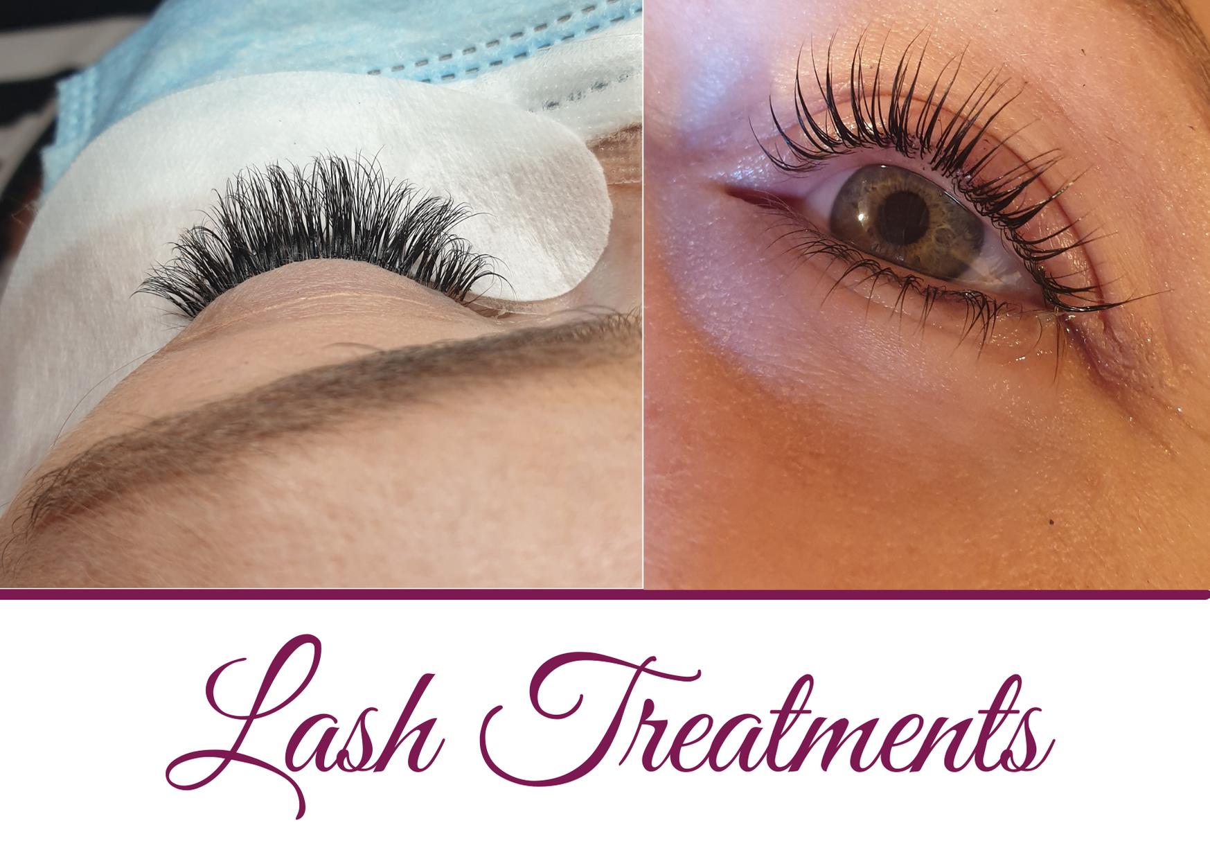 Lash Treatment logo