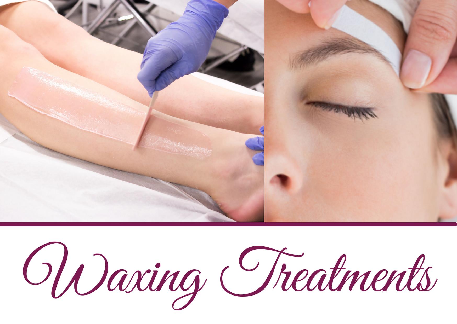 Waxing Treatment header