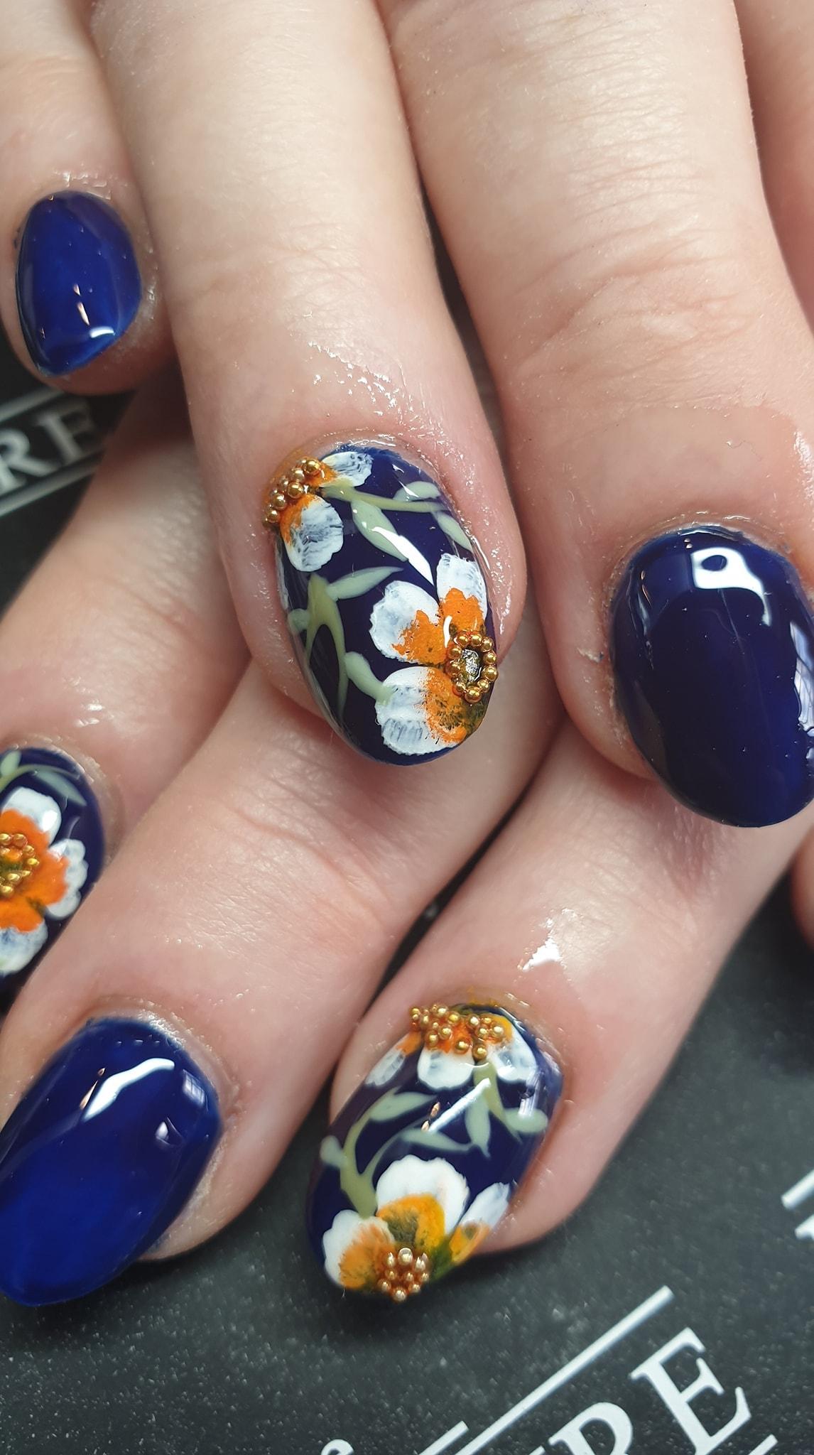 onestroke nails